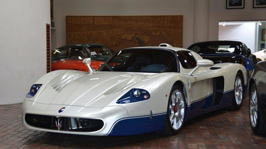 Maserati MC12 up for sale in California
