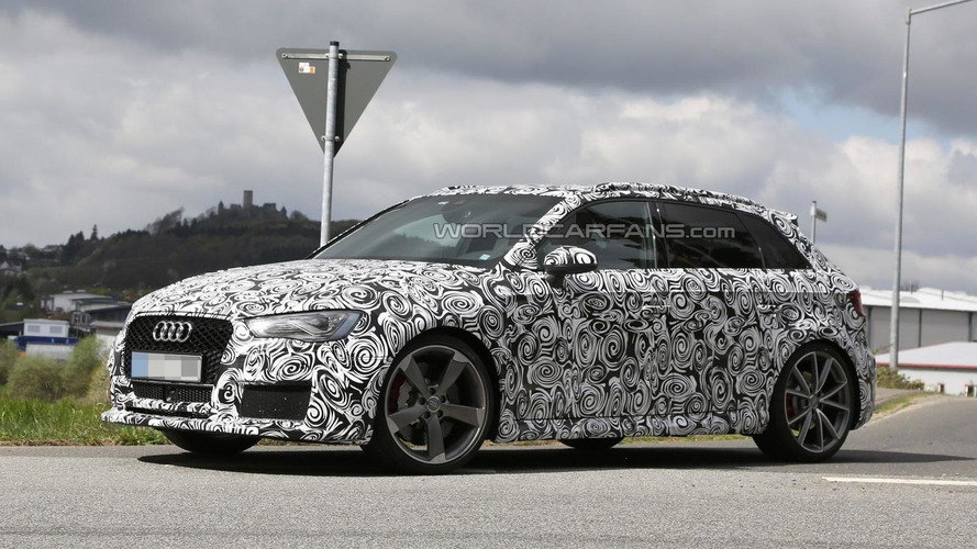 Quattro GmbH boss says Audi RS3 will have around 360 bhp - report