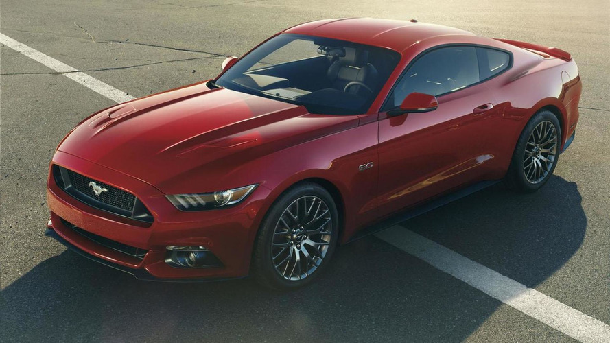 2015 Ford Mustang performance specifications announced