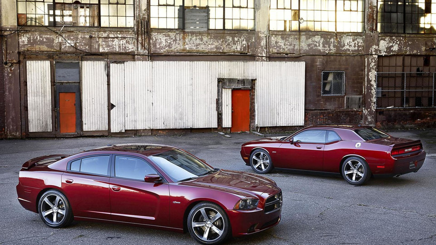 2014 Dodge Charger & Challenger 100th Anniversary Editions announced