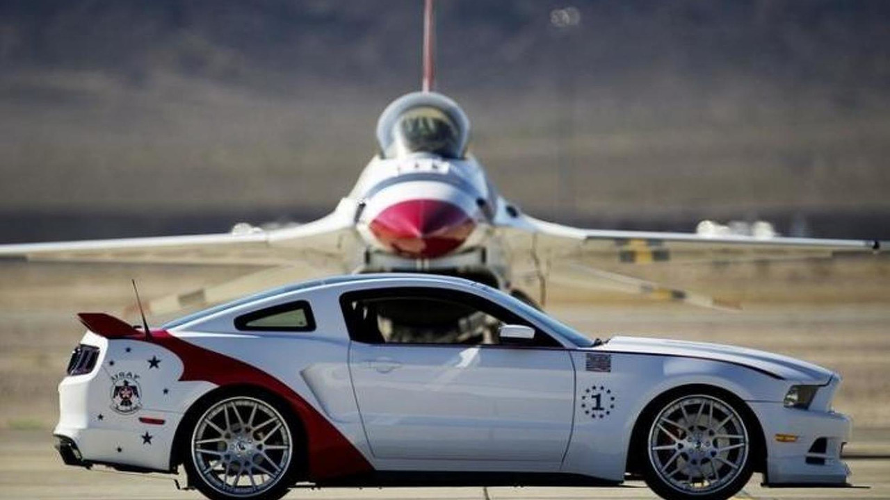 2013 Ford Mustang GT U.S. Air Force Thunderbirds Edition