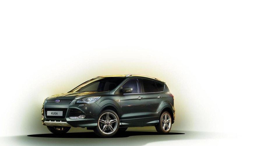 Ford Kuga Titanium X Sport launched in UK