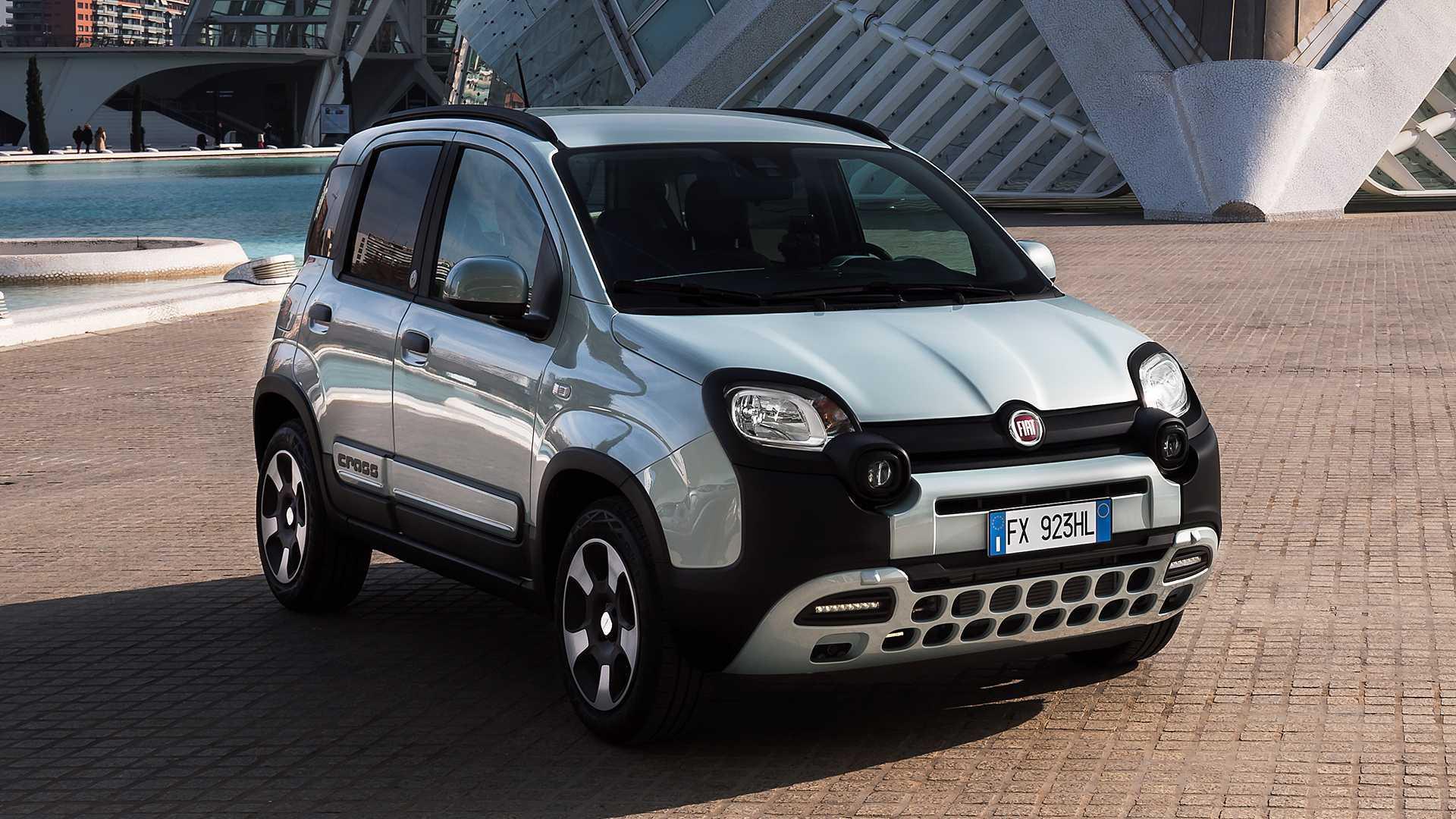 Irmao Do Uno Fiat Panda Estreia Nova Versao Hibrida Com Motor 1 0 Firefly