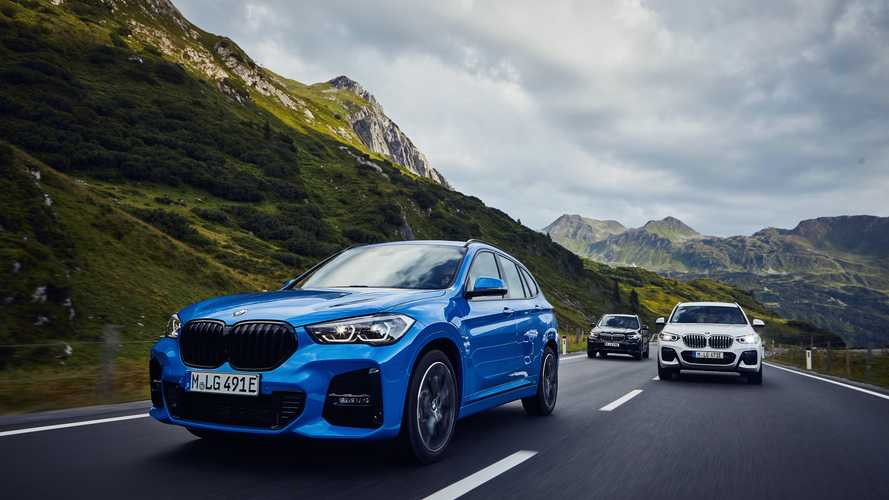 BMW X1 y X2 xDrive25e, híbridos enchufables con 57 km en modo eléctrico