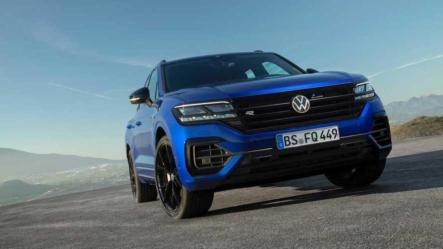 VW Touareg eHybrid und Touareg R mit Plug-in-Hybrid-Antrieb nun bestellbar
