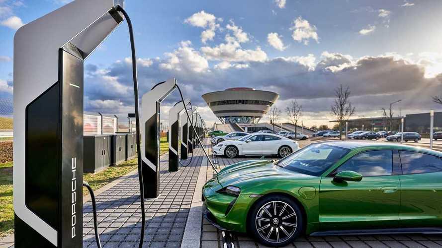 Porsche-Chefentwickler zum Taycan: Ein Sportwagen, kein Reiseauto