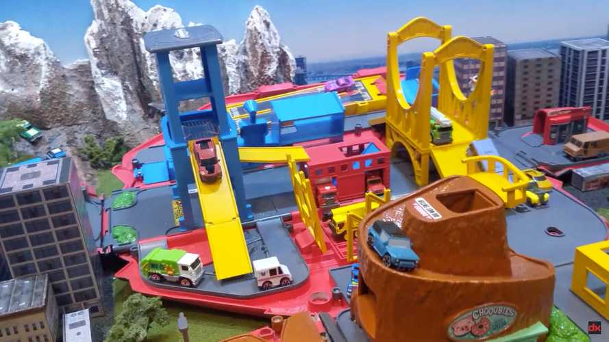 Micro Machines Are Back And They're At The New York Toy Fair