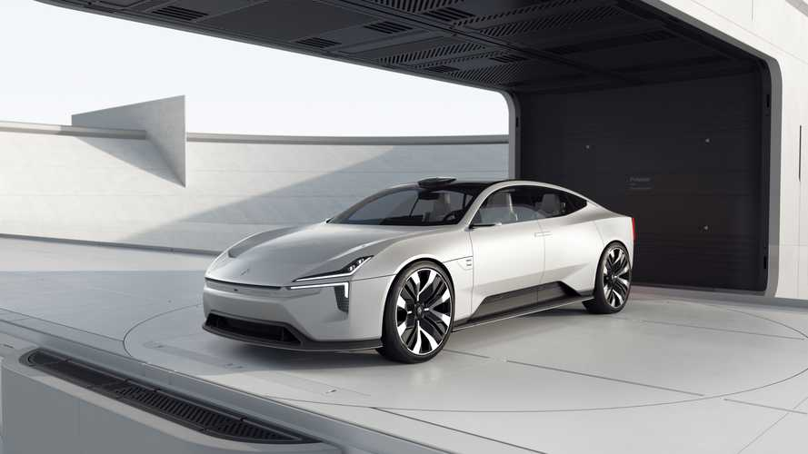 Polestar Precept Concept - Le futur est déjà là !