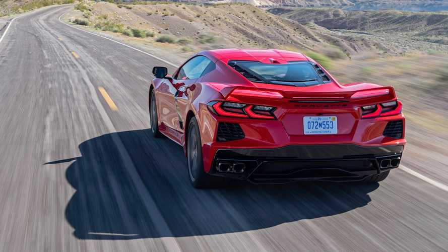 Chevrolet Corvette Stingray C8 2020