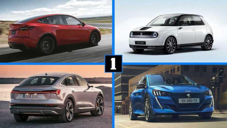 Galería de fotos: todos los coches eléctricos que se venden en España