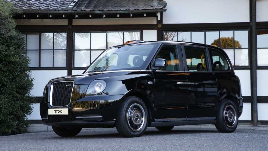 LEVC Enters Japanese Market With Plug-In Taxi