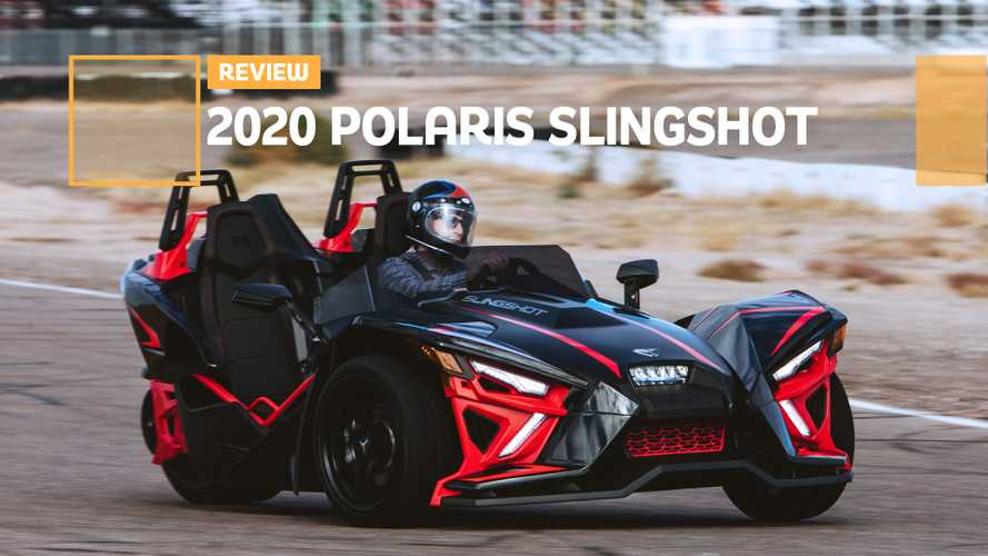 2020 Polaris Slingshot First Drive Review: Tamed, But Not Domesticated