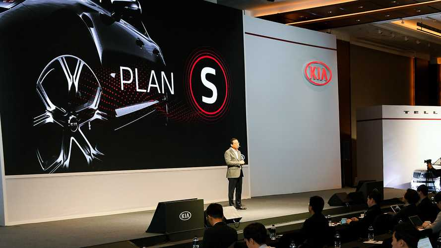 Kia announces electrification strategy 'Plan S' for 2020-2025