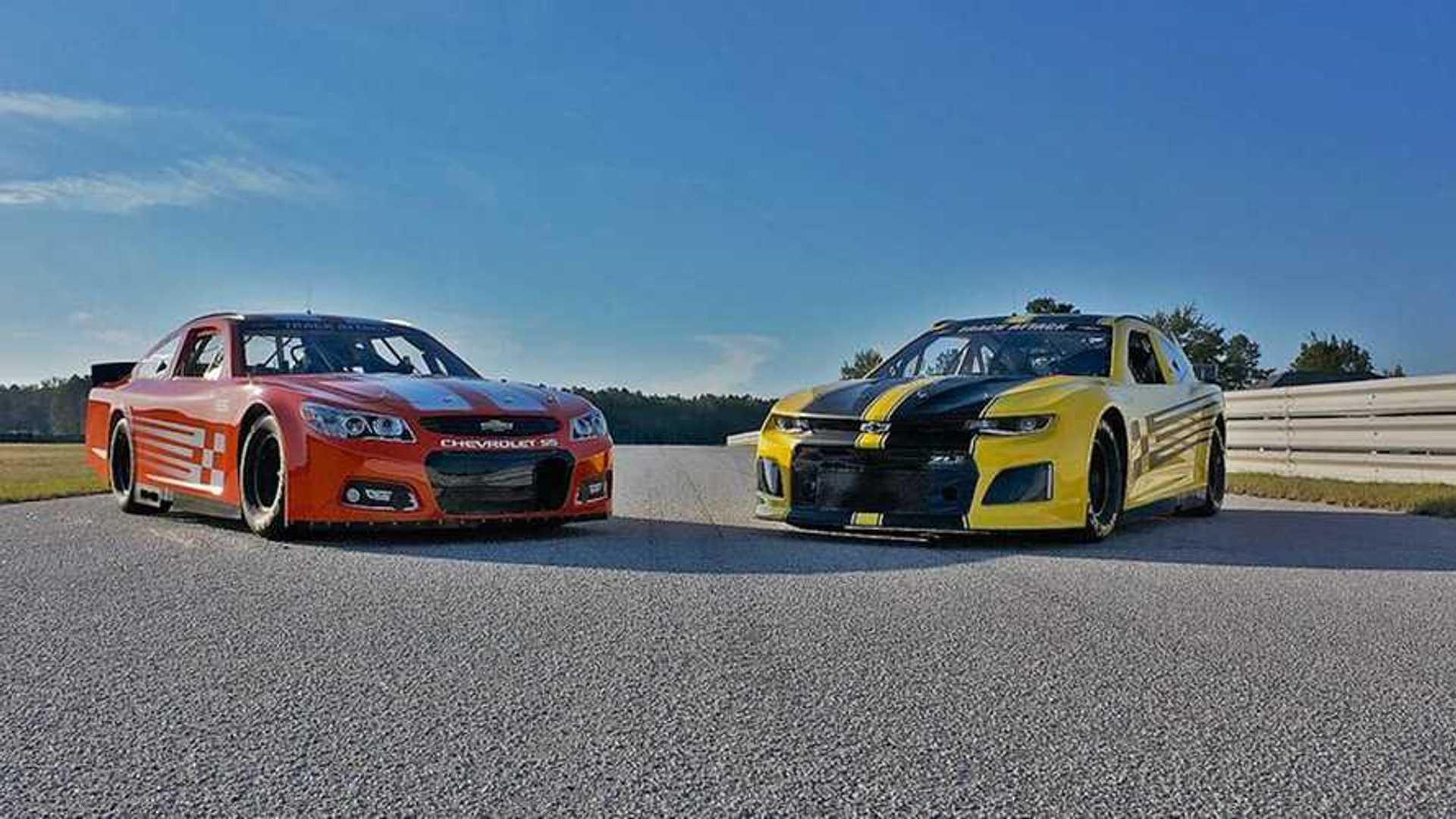 "[""Hendrick Motorsports Track Attack Cars""]"