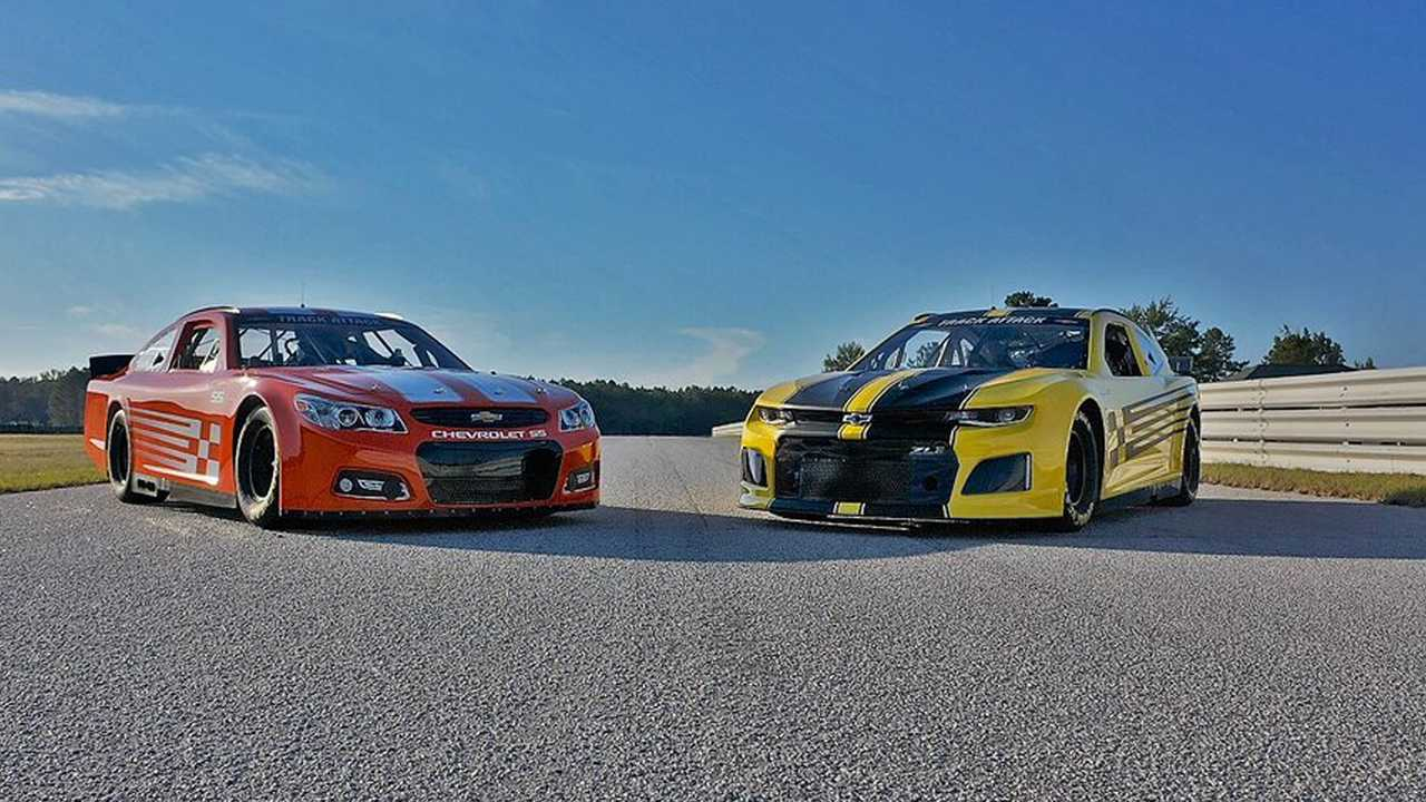 Hendrick Motorsports, coches Time Attack