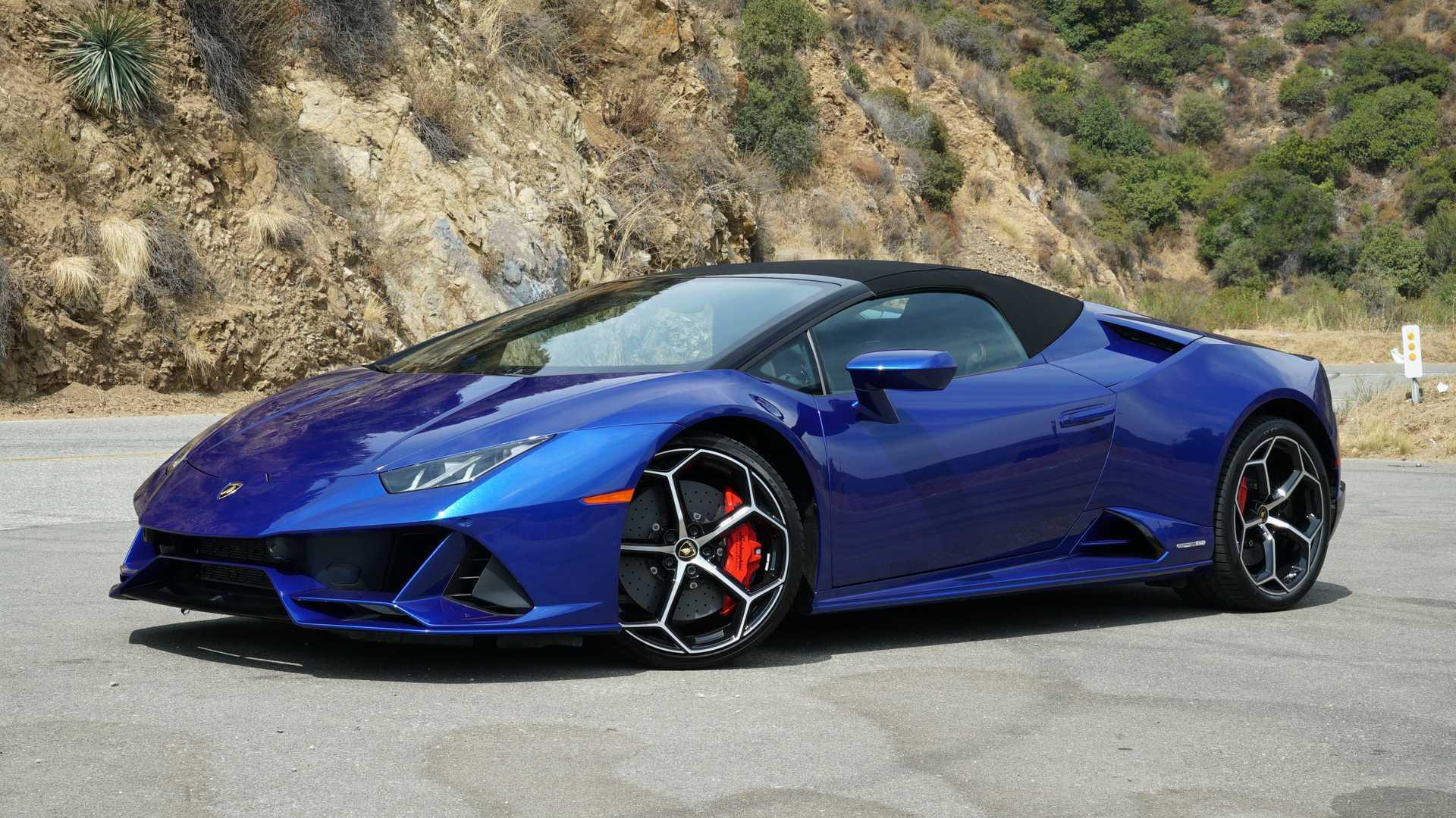 2020 Lamborghini Huracan Spyder: Review