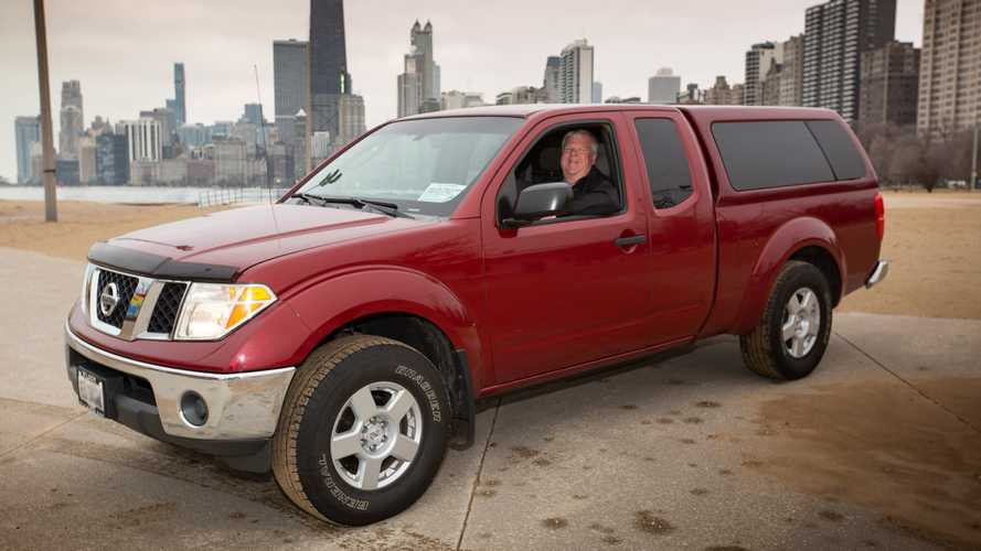 Million-Mile Nissan Frontier Heads Home To Plant Where It Was Built