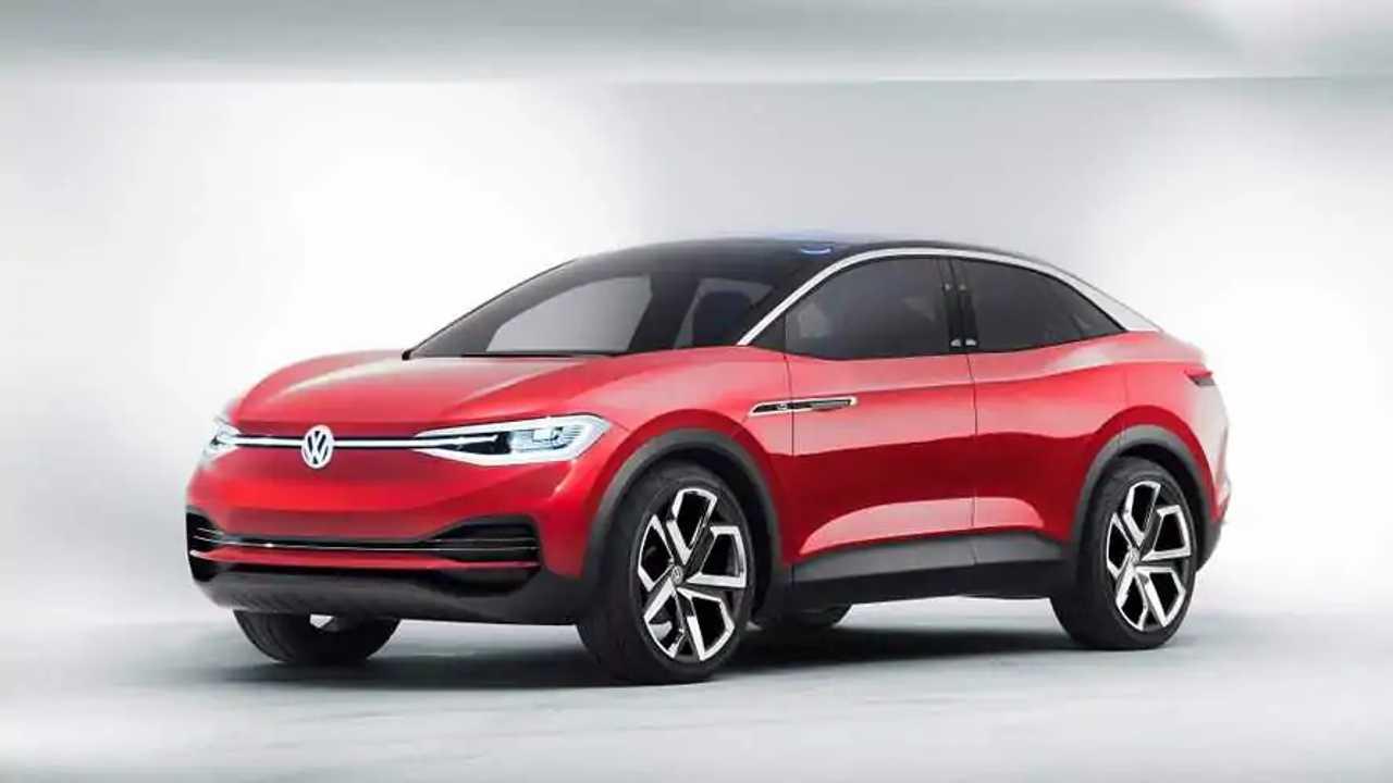 2021 Volkswagen ID Crozz