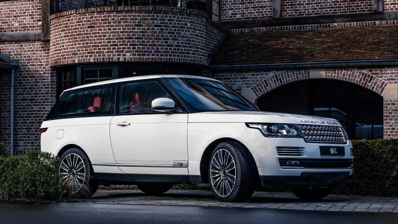 """Картинки по запросу """"Range Rover Adventum Coupe тюнинг"""""""