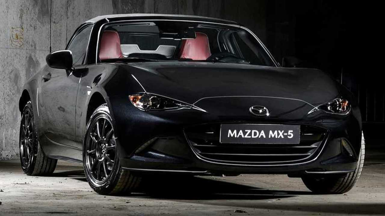 Mazda MX-5 Eunos Edition