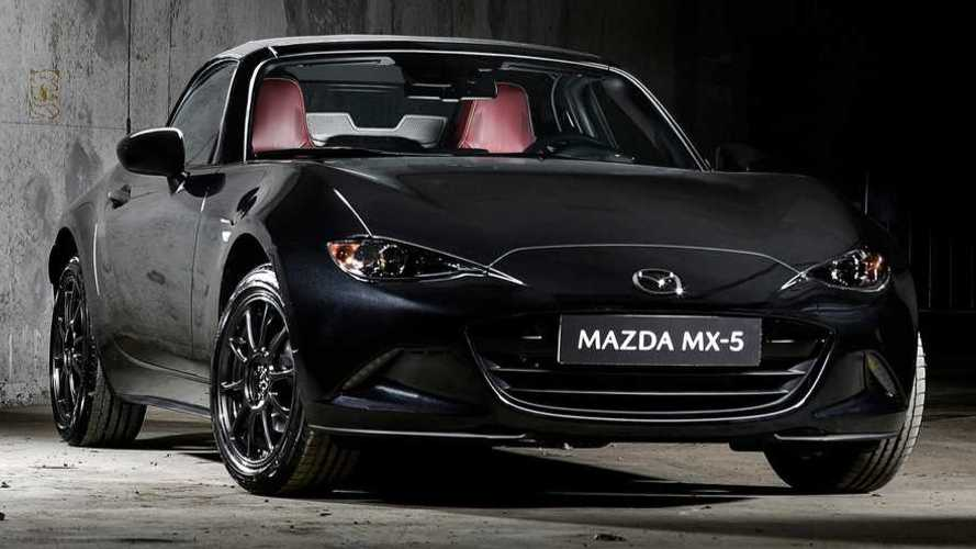 Mazda Revives A Classic Nameplate With The MX-5 Eunos Edition
