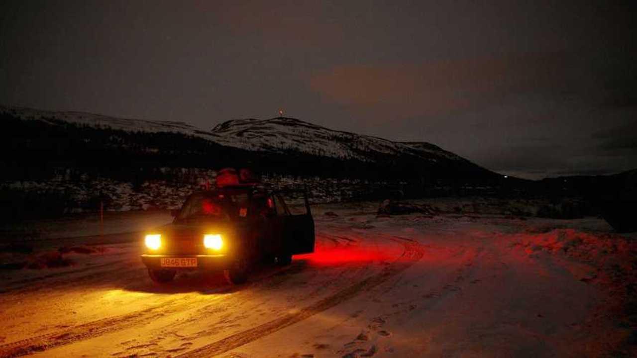 Bangernomics: Fiat 126 to the Arctic Circle!