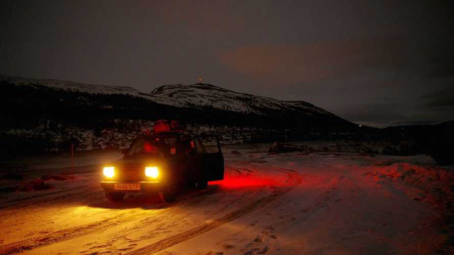 Bangernomics: Fiat 126 to the Arctic Circle!
