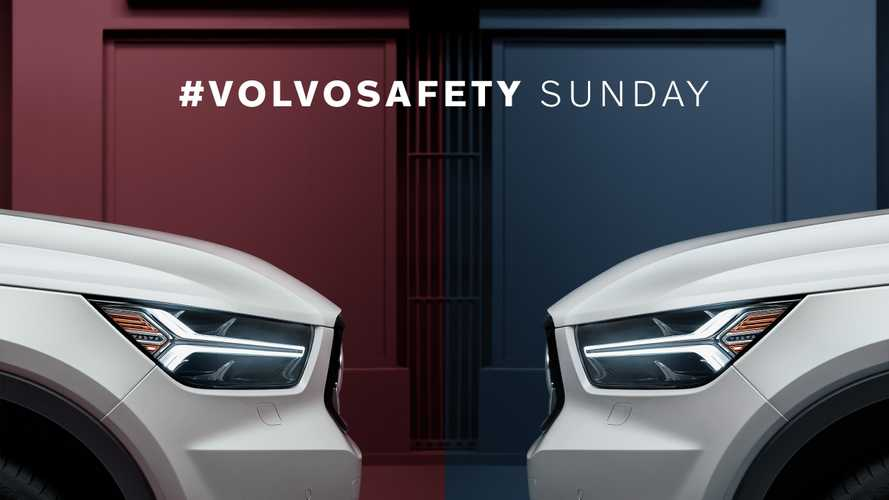 Volvo Safety Sunday Giveaway
