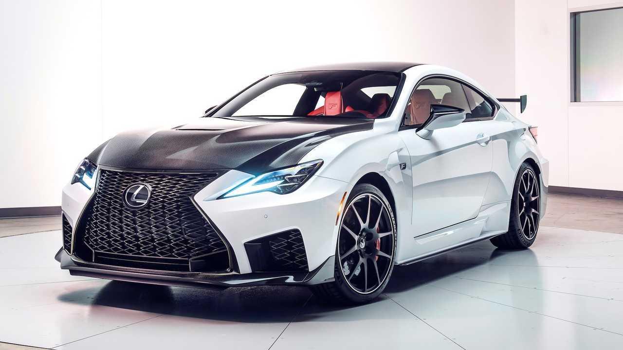 2020 Lexus RC F / Track Edition