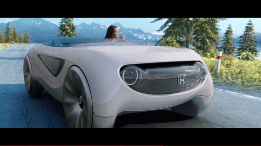 Honda Bringing Weird Manual-Control Autonomous Concept Car To CES