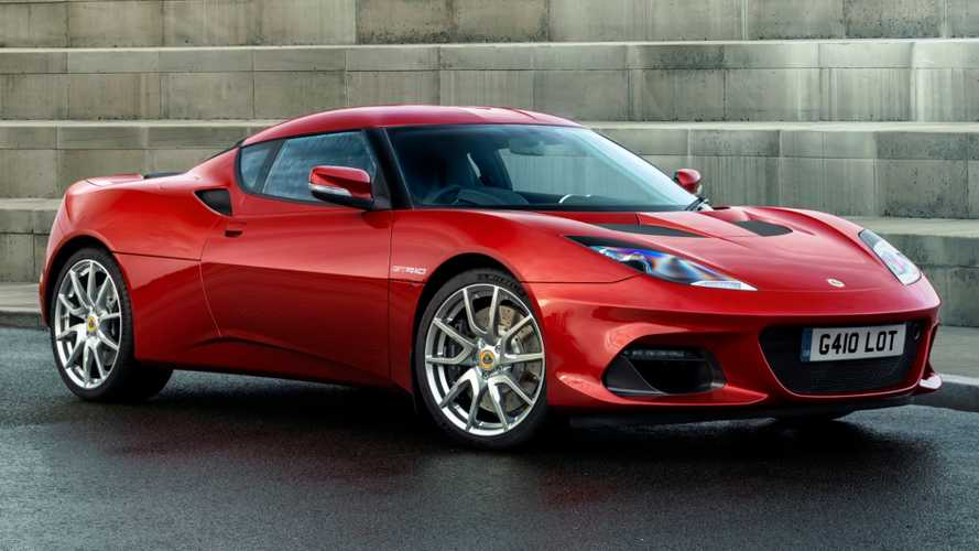 Lotus Launches New 'Exceptional Value' Version Of Evora Sports Car