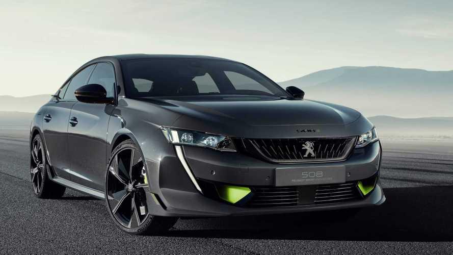 Peugeots elektrifizierte Zukunft: Sport-508, Plug-in-308, Mildhybride