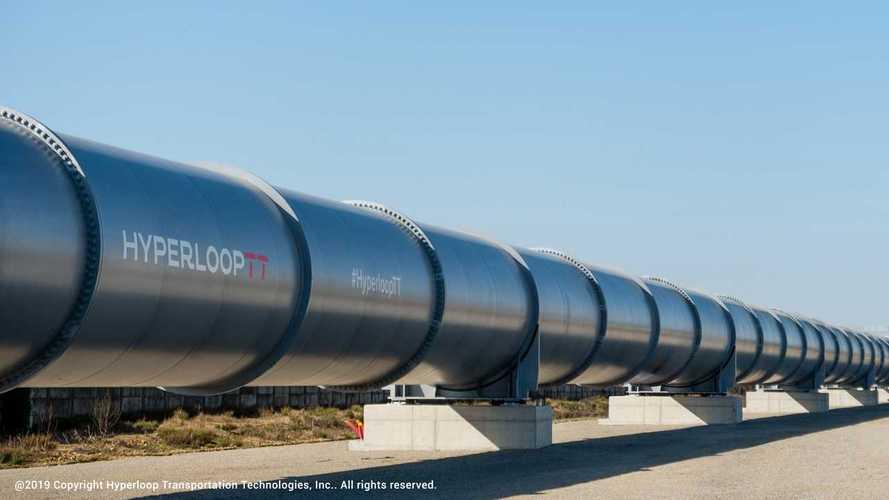 Il primo Hyperloop italiano potrebbe collegare Milano Malpensa