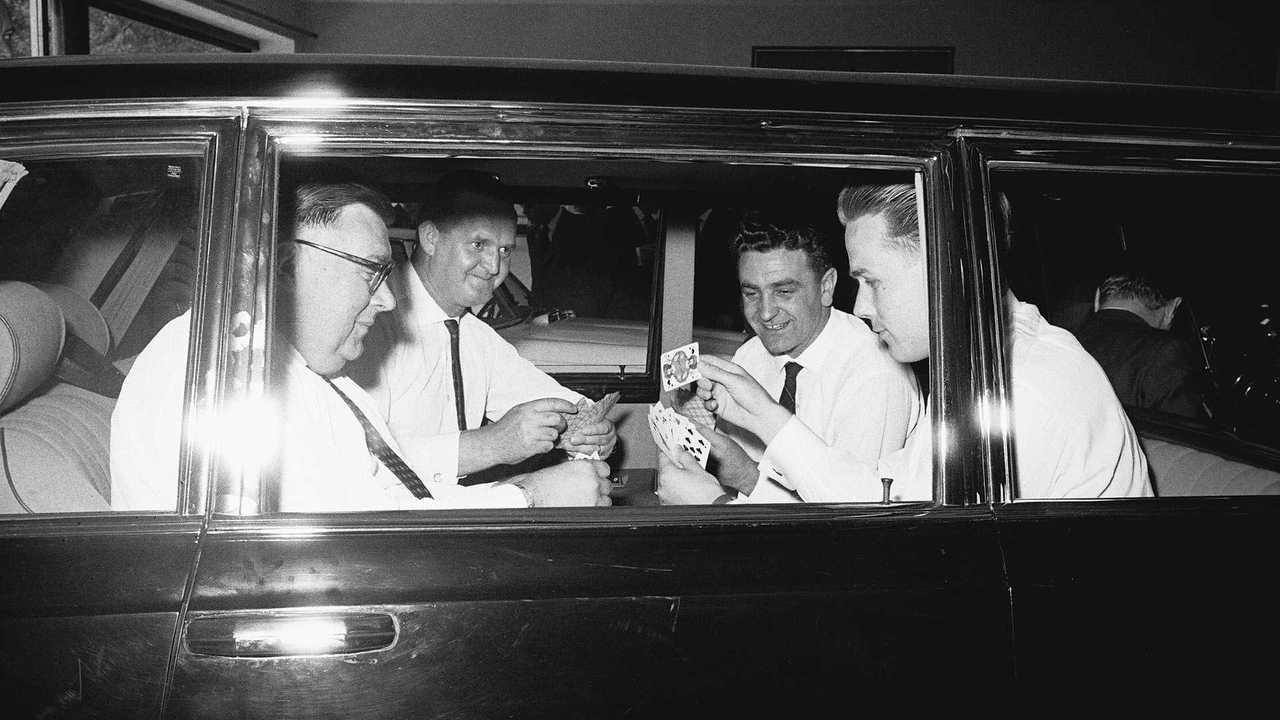 IAA-Historie: 1963
