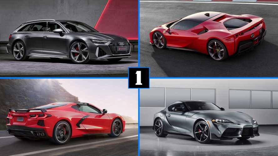 These 10 epic vehicle debuts from 2019 rocked our world