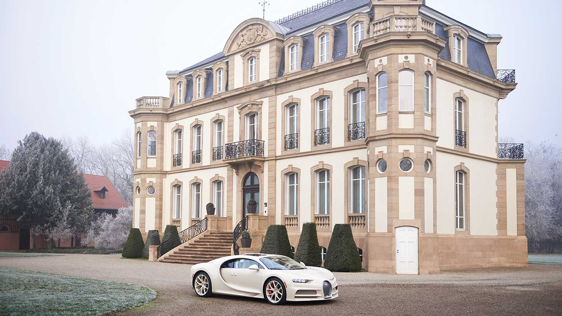 1 Of 1 Bugatti Chiron Hermes Edition By California Collector Motorious