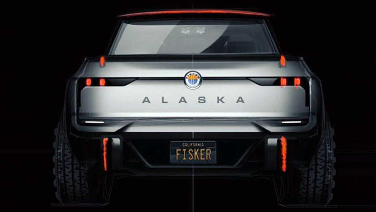 Fisker Alaska Pickup Teaser