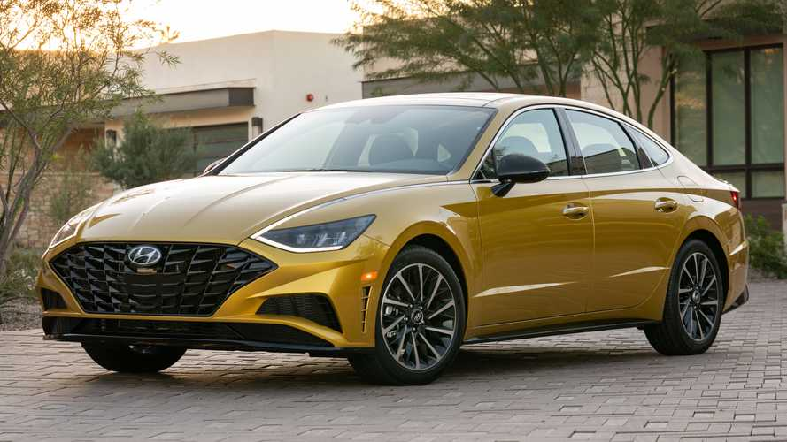 Hyundai Recalling 2020 Sonata Because 'Smaht Pahk' Isn't So Smart