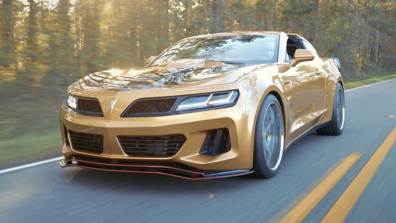 Documentary Details The Build of a Modern Gold 455 Super Duty Trans Am