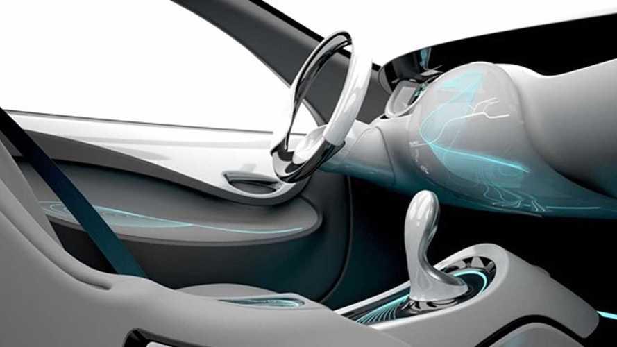 Renault Samsung eMX Concept (2009)