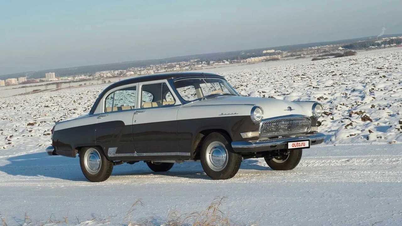 Дизельная «Волга» ГАЗ-21