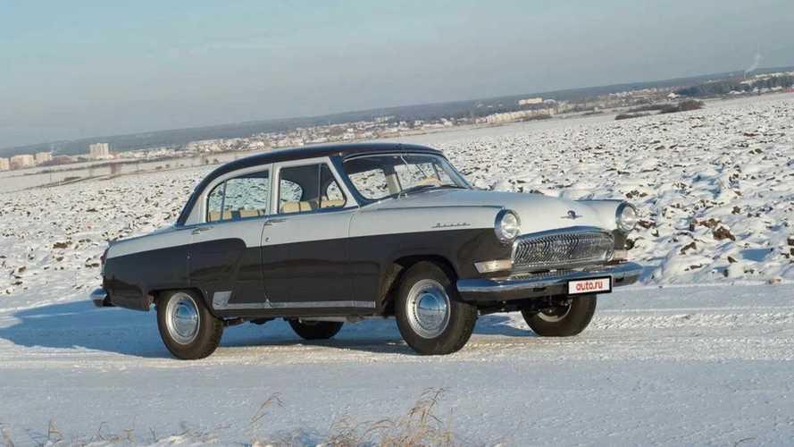 Полюбуйтесь на дизельную «Волгу» ГАЗ-21 за 5,5 миллионов