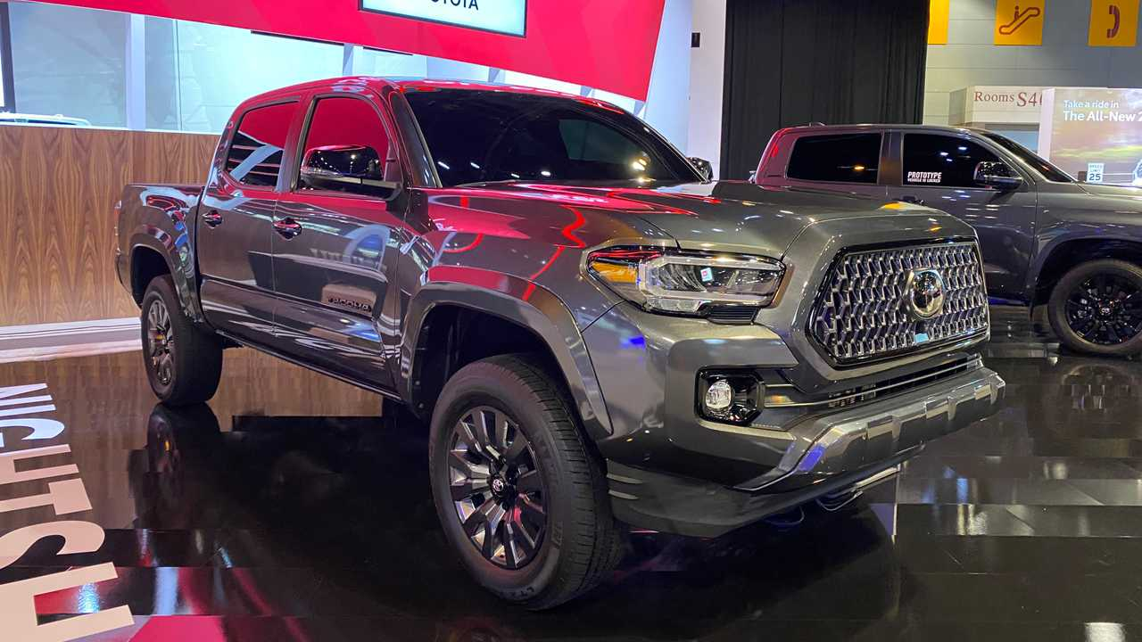 2020 Toyota Nightshade Edition