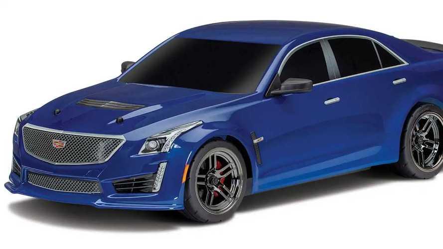 Traxxas Cadillac CTS-V RC