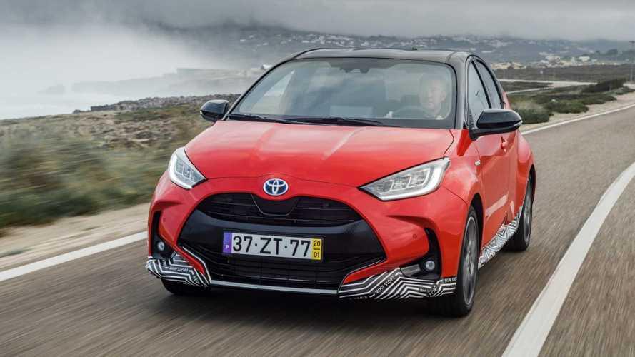 Toyota Yaris (2020): Die Preise beginnen bei 15.790 Euro (Update)