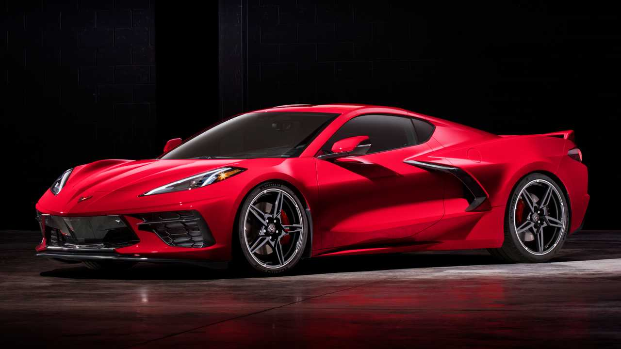 Chevy Corvette Stingray: 6.2L V8