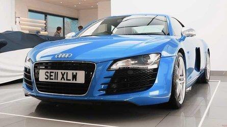 UK tuner working on diesel Audi R8 with V6 or V8 TDI
