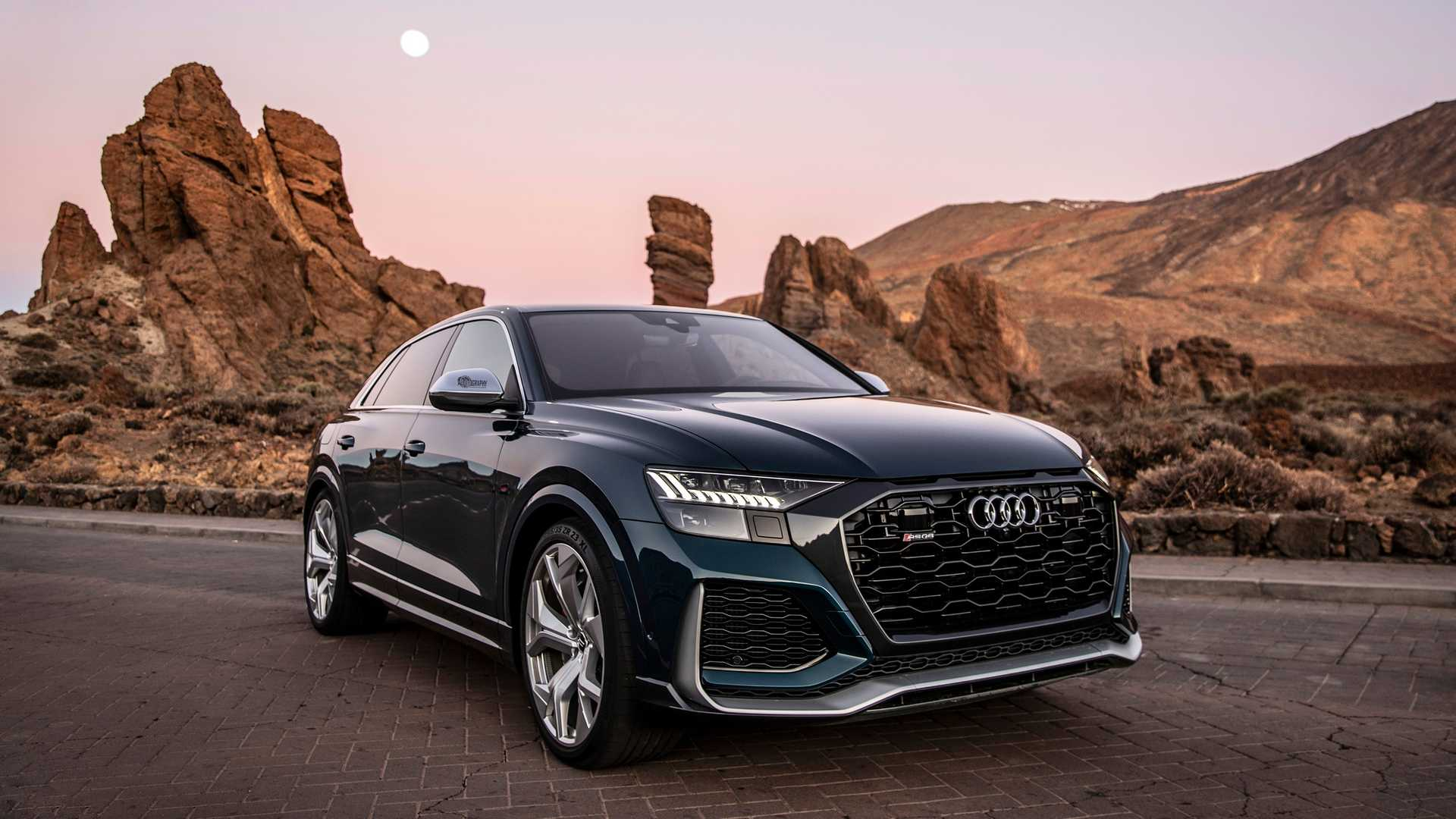 see the 2020 audi rs q8 accelerate quicker than advertised