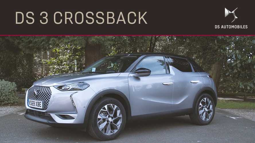 Official Video Lists DS 3 Crossback E-Tense's Key Features