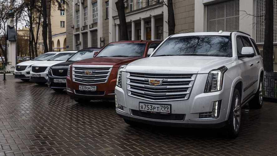 GM передал российским медикам кроссоверы и внедорожники